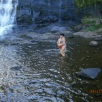 Cachoeira da Pancada Grande em Camamú Ba.